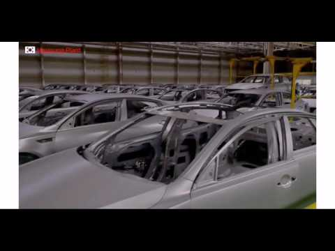 Hyundai,kia motors south korea domestic plant