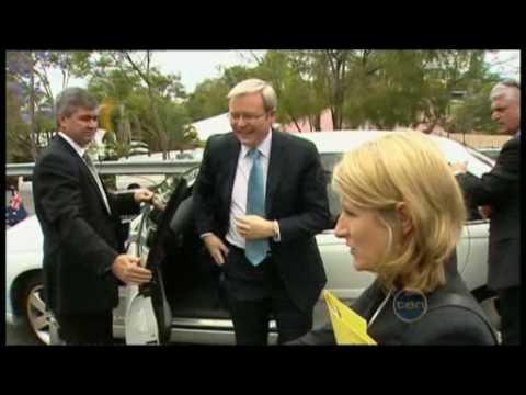 ROVE - Kevin Rudd, PM (Series 2) - Ep 1
