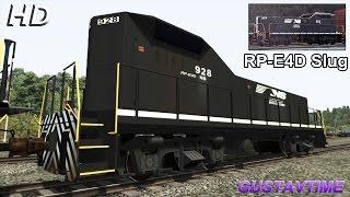 RP-E4D Slug