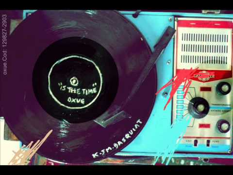 Gray - Suicide Hotline [Jean Michel Basquiat]