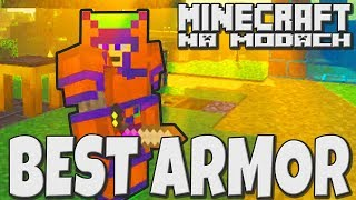 Minecraft na Modach  ️ BEST ARMOR  ️  CONSTRUCT's ARMORY ◾️ #014 ◾️ PL