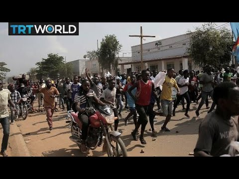 DRC Elections: Soldiers disperse election protesters in Beni