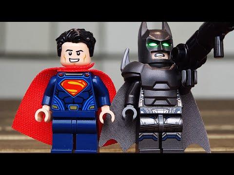 Бэтмен против Супермена (LEGO DC Comics  76044)