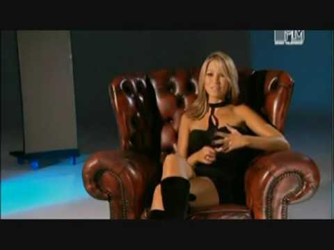 Rachel Stevens MTV Making The Video (Part 2)