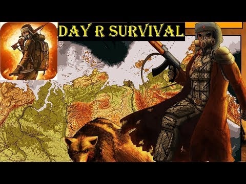 Day R Survival, Android/IOS GamePlay