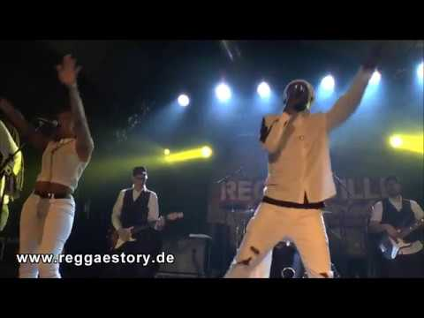 Anthony B - 1/2 - Reggae Soul Sister + King In My Castle + There Is A Reward For Me - 28.03.2018