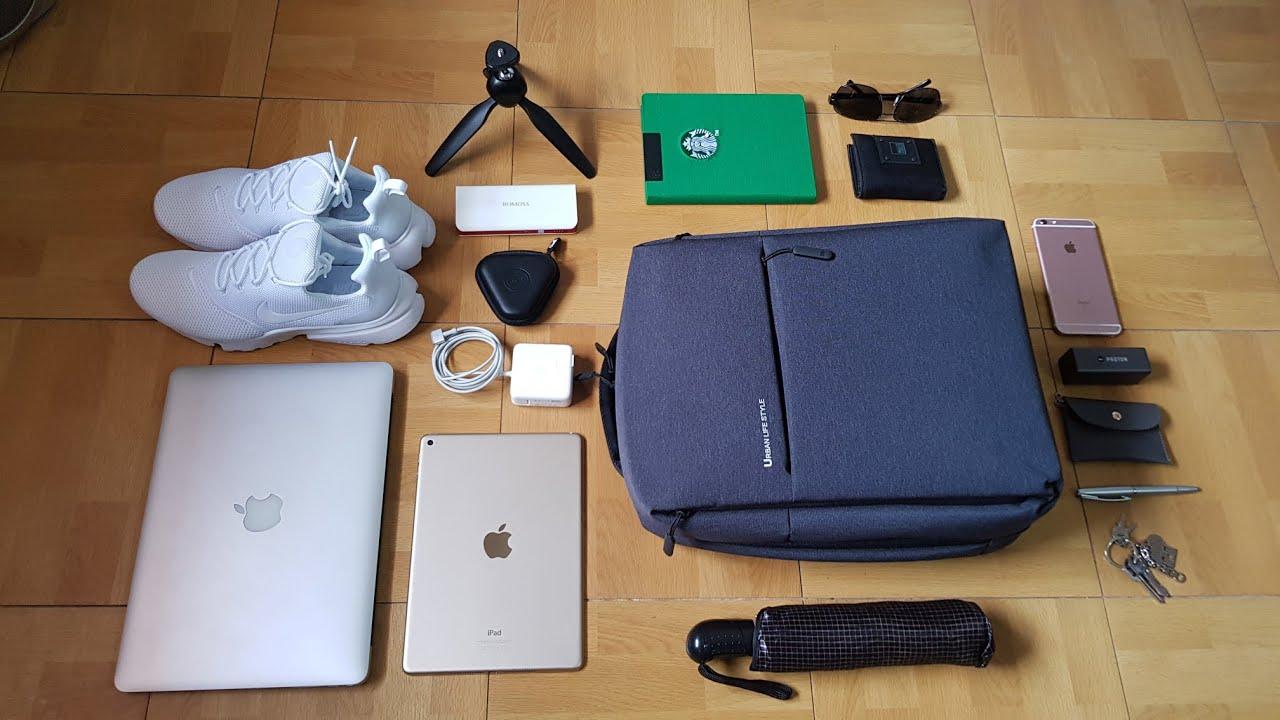 4631ec0f4 Xiaomi Mi Minimalist Bag / Backpack: Your Go-To City Buddy - YouTube