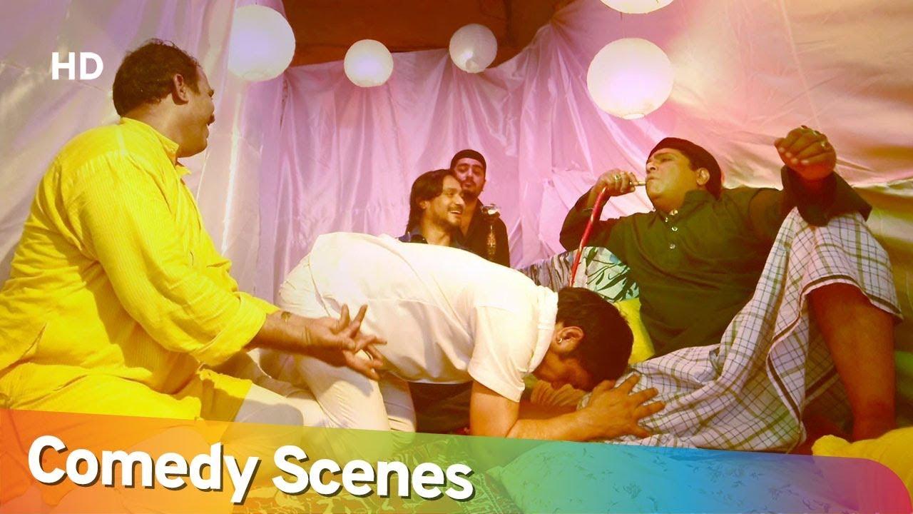 Download Comedy Scenes of Rajpal Yadav from Bumper Draw - Omkar Das Manikpuri - Zakir Hussain