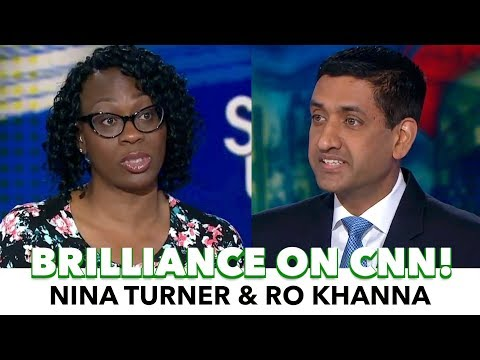 Two Rational Voices Discuss 'Kamala Vs. Bernie' On CNN