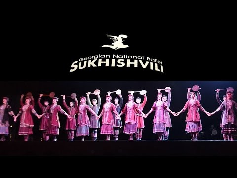 Georgian National Ballet SUKHISHVILI, 09.02.2016 @Wrocław, P