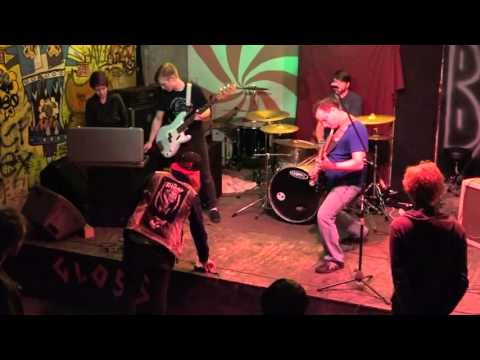2015 11-29 The Suction Cups @ Black Sheep Cafe, Springfield, IL