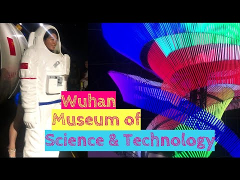 China Museum: Exploring ¥500 Million Wuhan Museum of Science and Technology [Small Girl Big World]