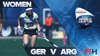 Germany v Argentina Match Highlights - Sentinel Homes Hockey World League Final Auckland, New Zeal