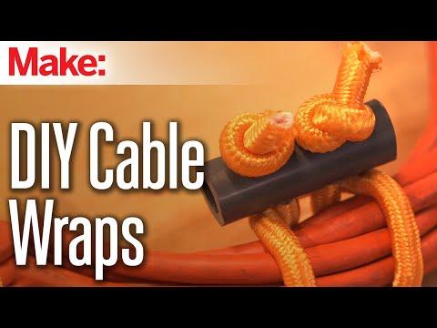 DIY Cable Wraps