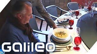 Kann ein chinesischer Sternekoch Käsespätzle kochen? | Galileo | ProSieben