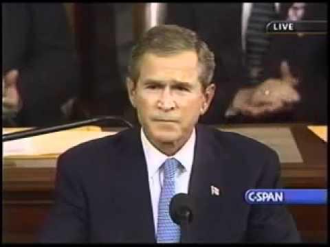 George W Bush Islam is Not Terrorism.flv