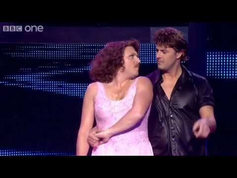 Paddy and Keith do Dirty Dancing - Let's Dance for Comic Relief - BBC One