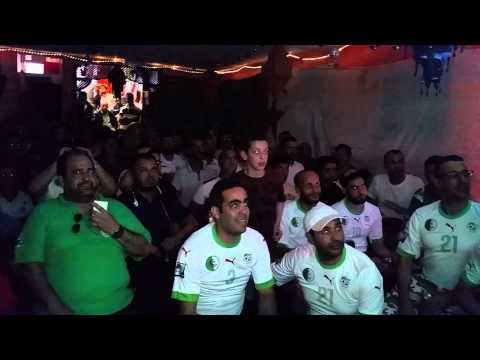 Algerie-SKorea Rostomia London