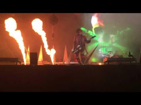 Mötley Crüe---20/11/2015--Final Tour--Complete Set--Abu Dhabi--Du Arena--Live