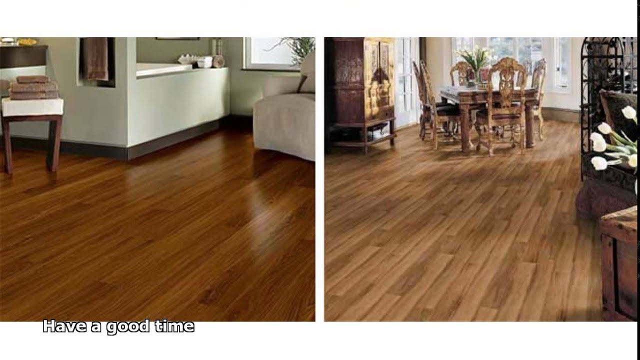 Vinyl Hardwood Flooring YouTube - Best floor cleaner for vinyl planks