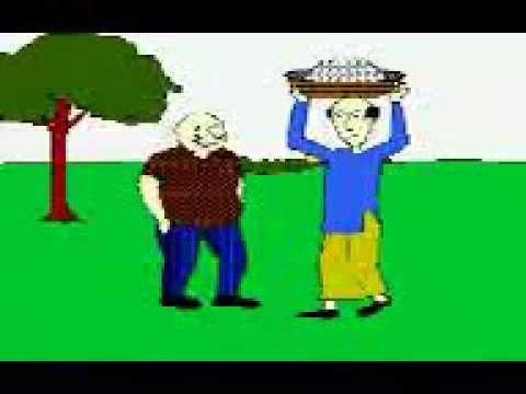 Bangla Animated Funny Video