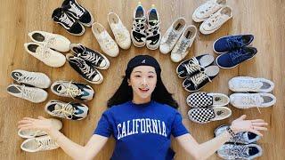 MY SNEAKER COLLECTION | 球鞋合集|Nike老爹鞋|MM分趾鞋|最百搭的球鞋