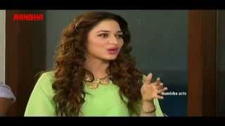 Tamannaah Bhatia Sings Pacha Bottesina Song - Baahubali Exclusive Interview - Prabhas, Rana
