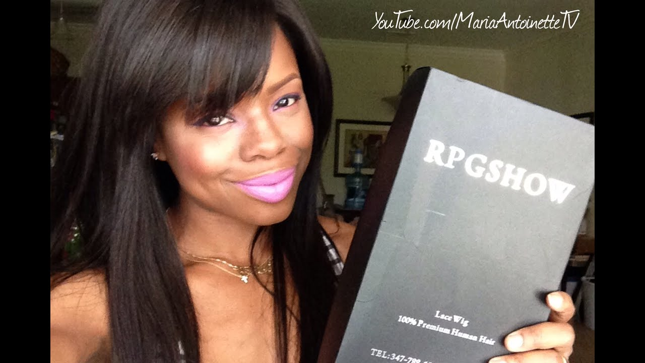 Lisa Raye Rpgshow Wig Review Youtube