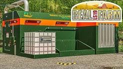 LS19 Real Farm #68 - Stationäre BALLENPRESSE und SAATGUTAUFBEREITUNG   Farming Simulator 19