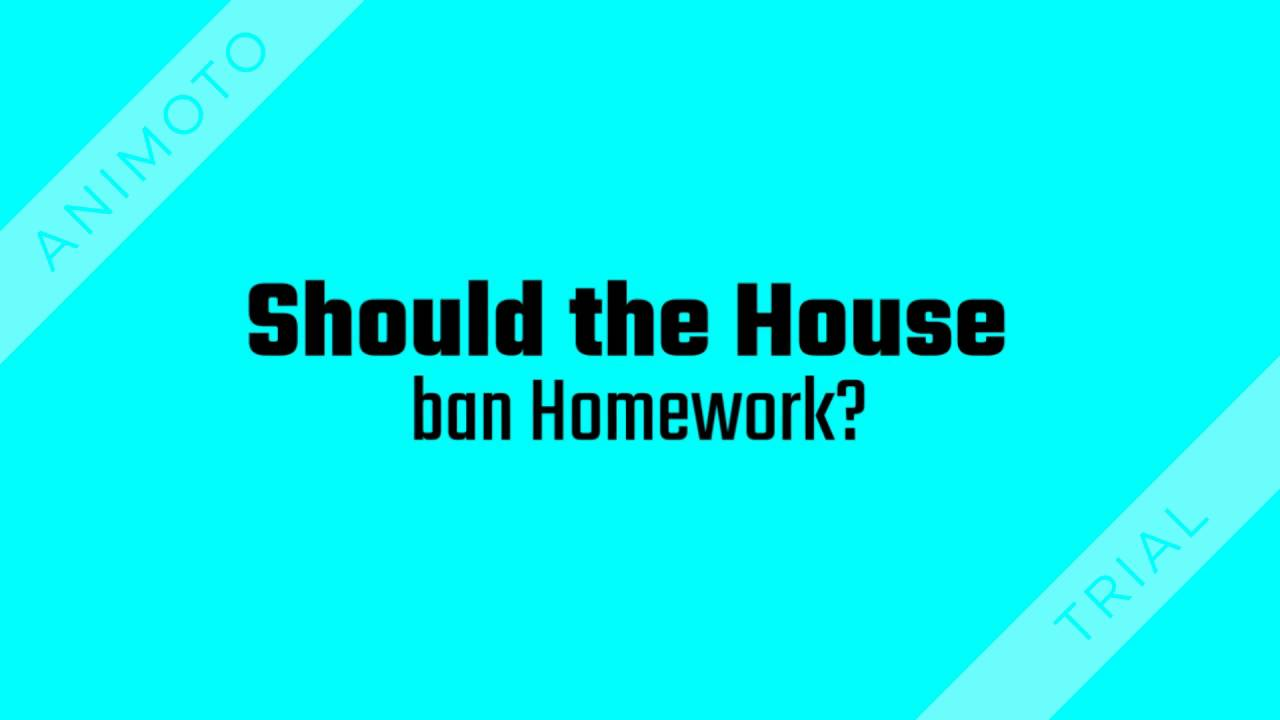 homework ban Homework or not that is the (research) question the authors, both professors at australian universities, do not call for a homework ban.