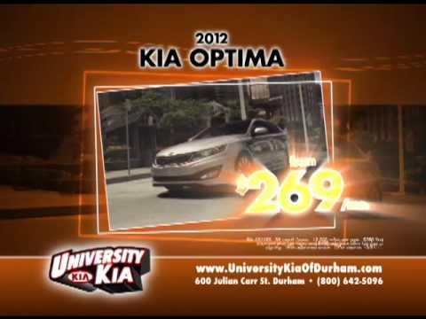 University Kia - Scary
