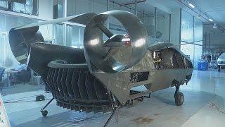 Аэромул: новый гигантский беспилотник, способный проникать в самые труднодоступные места - hi-tech