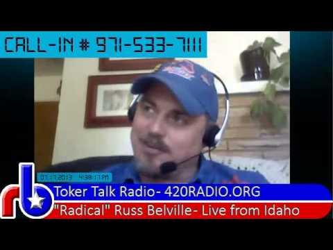 Toker Talk Radio #240 - Help Lindsey Rinehart Escape Idaho
