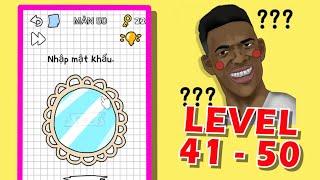 Stump me level 41 - 50 đáp án tiếng việt - Mật khẩu là gì?