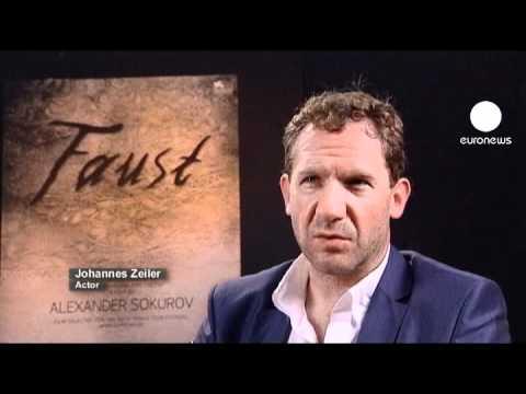 euronews cinema – Il regista Sokurov vince a Venezia sotto il segno di Goethe
