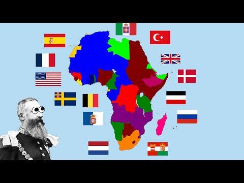 What Each Nation Wanted From the Scramble for Africa