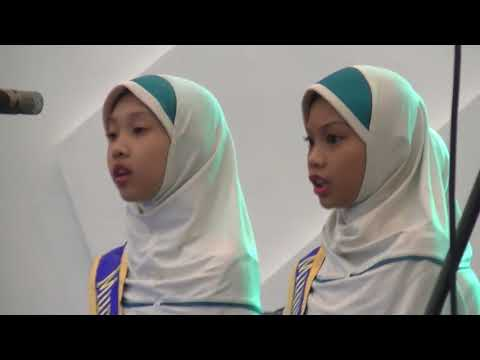CHOIR MUMTAZA - INTERNATIONAL ISLAMIC EDUCATION EXPO 2017 - PENDIS KEMENTERIAN AGAMA RI