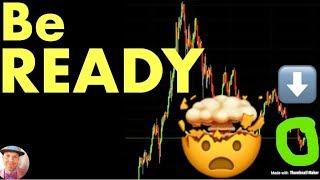 BITCOIN NEXT DRAMATIC MOVE (btc crypto live analysis today market price 2019 news)