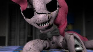(SFM/PONY/FNAF) my little pony- MONSTER