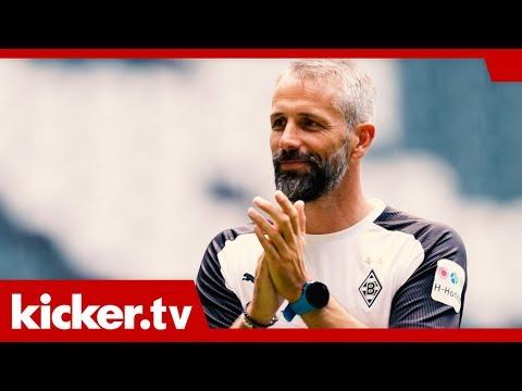 Rose startet in Gladbach - Embolo und der Druck der Schweizer | kicker.tv
