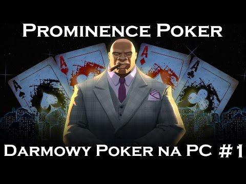 Prominence Poker #1: Darmowy poker na PC