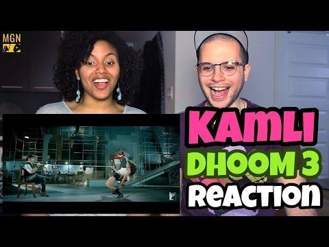 Kamli - DHOOM:3 | Katrina Kaif | Aamir Khan | Sunidhi Chauhan | Pritam Reaction