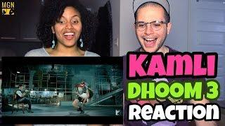 Gambar cover Kamli - DHOOM:3 | Katrina Kaif | Aamir Khan | Sunidhi Chauhan | Pritam Reaction