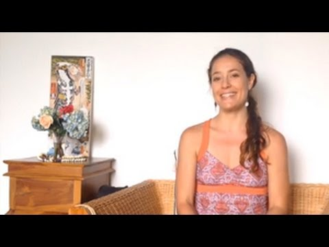 Gypsy interviewed in Bali on her Dance, Yoga, and More