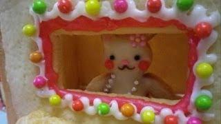 遊び心満載! 可愛すぎる動物クッキーたちとお菓子のおうち