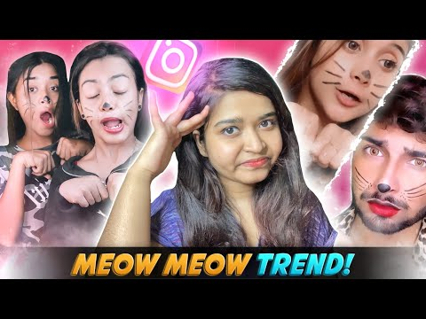 MEOW MEOW TREND is the CRINGEST | ft. BEAUTY KHAN - Toxic DiDi