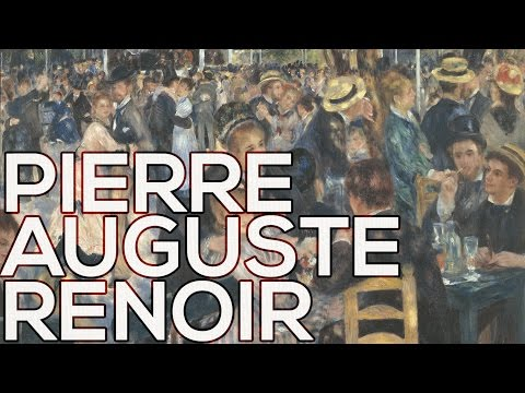 Pierre Auguste Renoir: A Collection Of 1549 Paintings (HD)