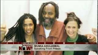 Exclusive: Mumia Abu-Jamal and Danny Glover Speak for First Time Ever on Democracy Now!