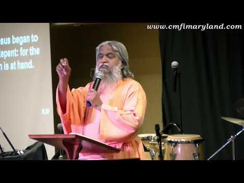Seek First the Kingdom of God // Prophet Sadhu Sundar Selvaraj (July 8,2018)