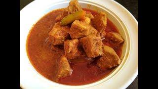 Raw Jackfruit Curry Recipe - Kathal Masala Gravy Recipes